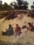 Carol and I at Lake Superior, Paradise